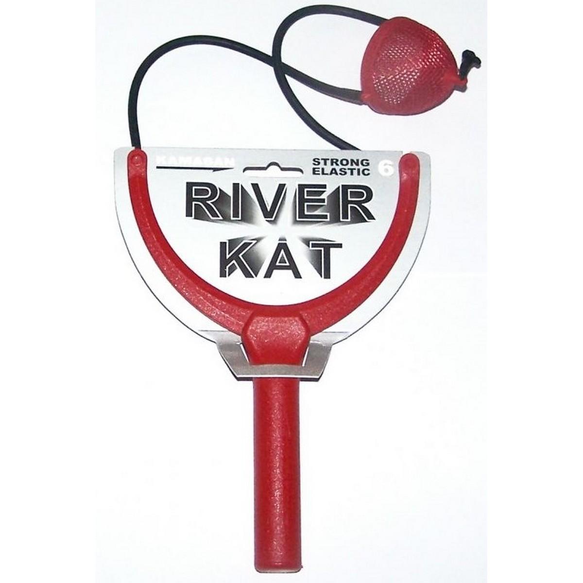 Риболовна прашка River Kat 6 - Kamasan