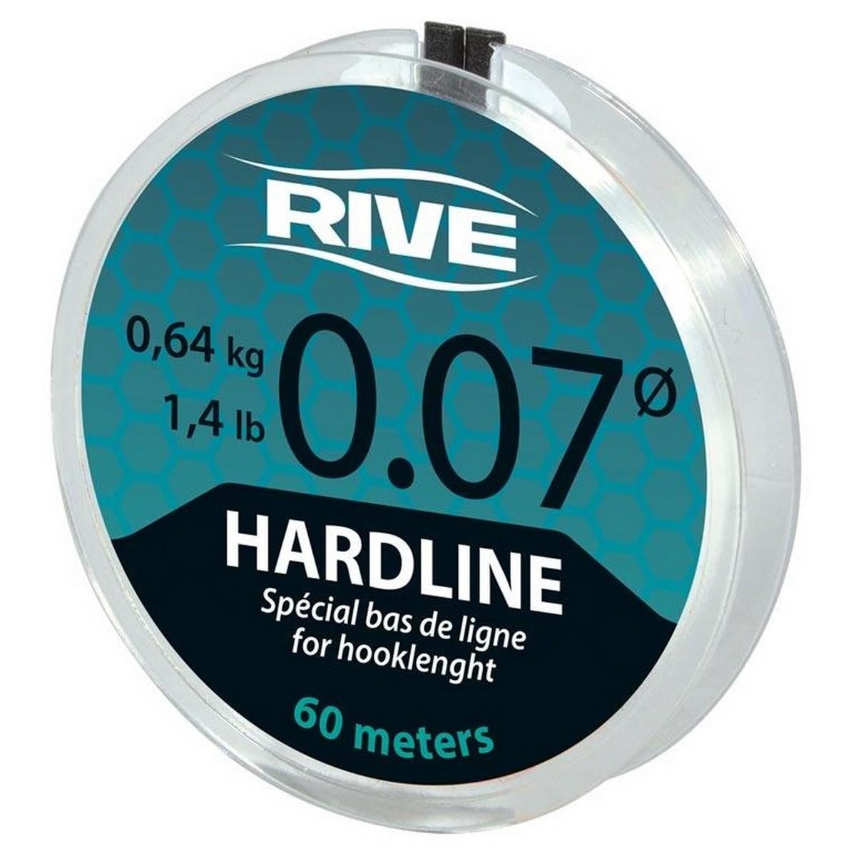 Влакно за поводи Rive Hardline 60m