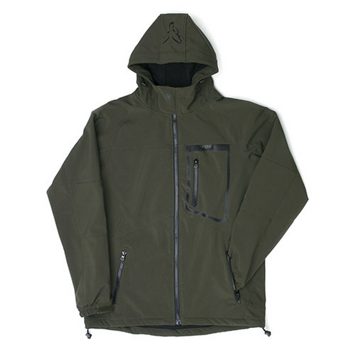 Яке Fox Green & Black Softshell Jacket