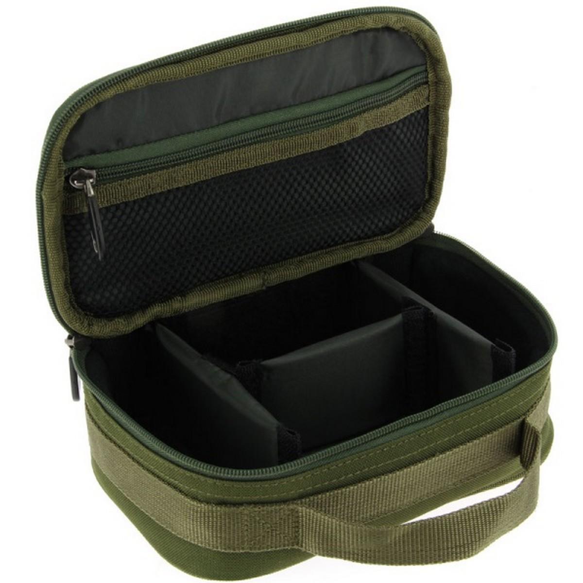 Чанта NGT 3 Way Rigid Lead Bag