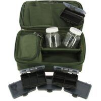 Чанта NGT Complete Rigid Carp Rig Pouch System