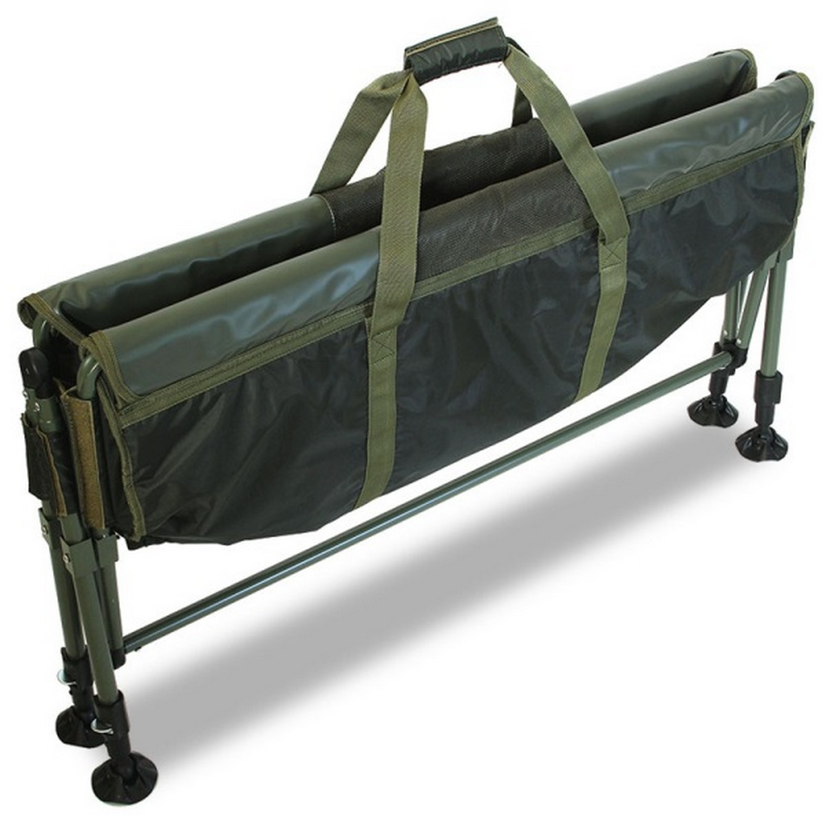 Карп легло с телескопични крака NGT Quick Folding Carp Cradle