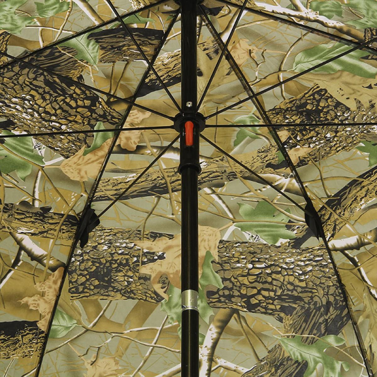 "NGT Чадър-Палатка шарански 45"" CAMO BROLLY"