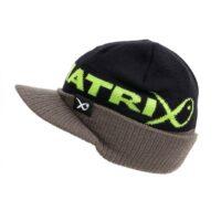 Зимна плетена шапка Matrix
