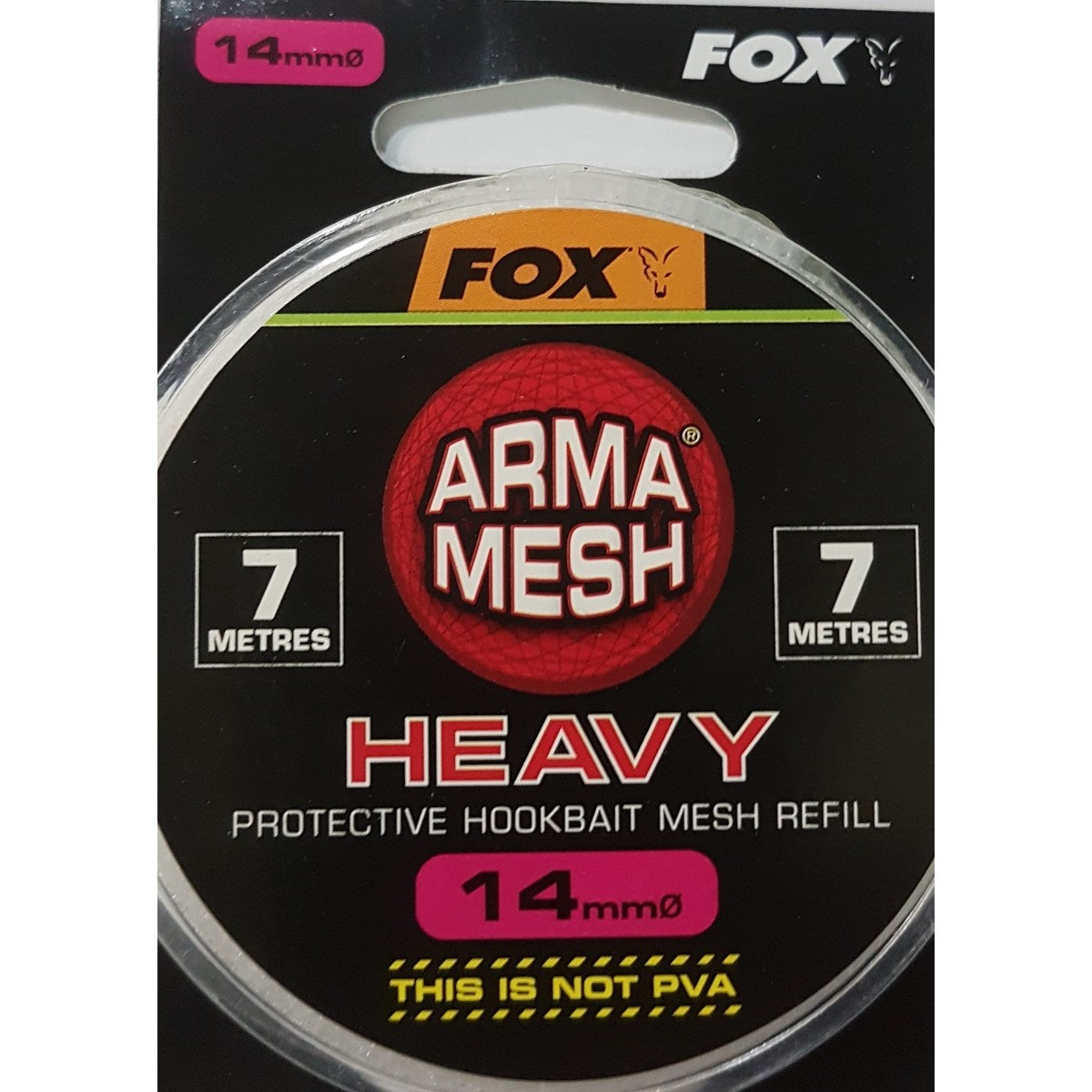Fox Arma Mesh Heavy 14mm - найлонов ръкав-ролка
