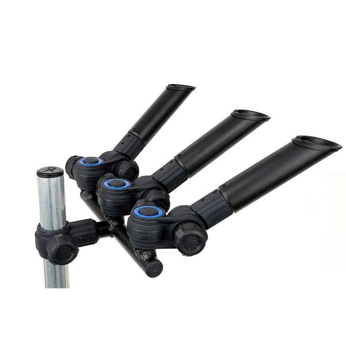 Прикачна за платформа Matrix 3D-R Multi Angle Rod Holder - Стойка за 3 въдици