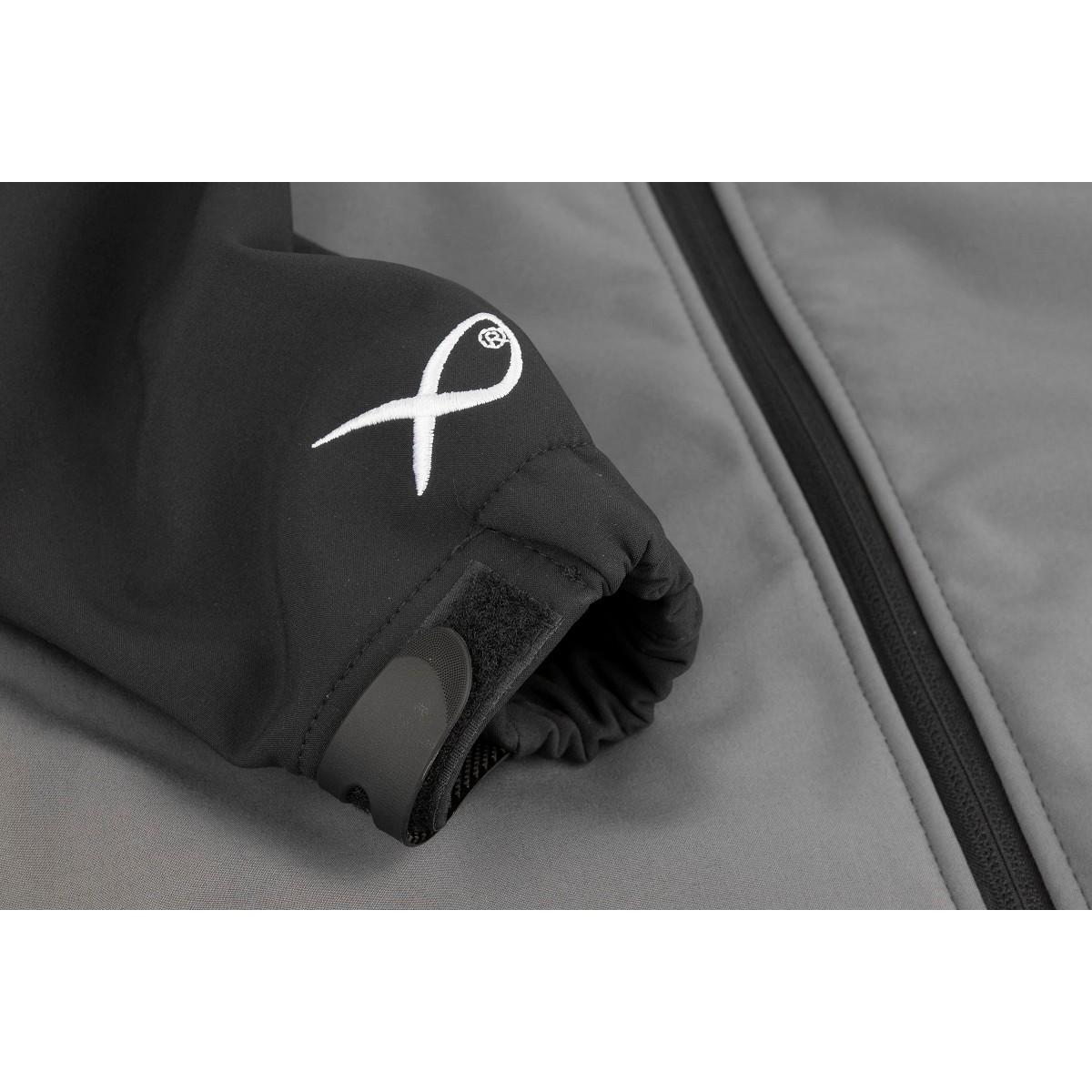Яке Matrix Soft Shell Jacket Black/Grey