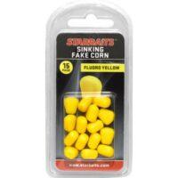 Потъваща изкуствена царевица Starbaits Fluoro Yellow