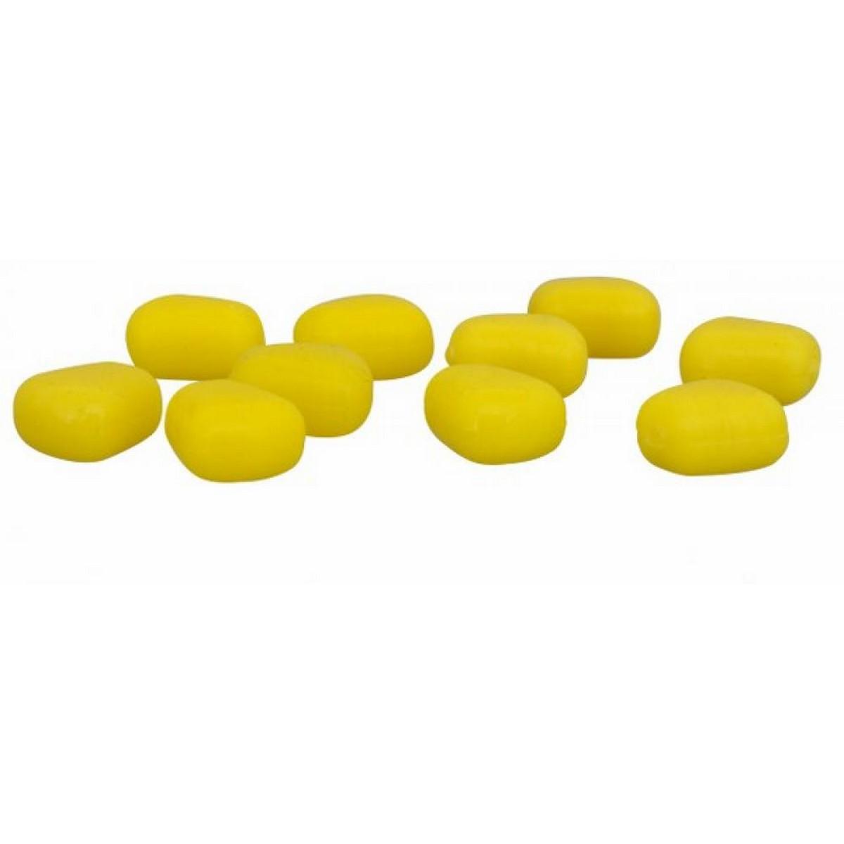 Плуваща царевица Starbaits Pop-up Fluoro Yellow