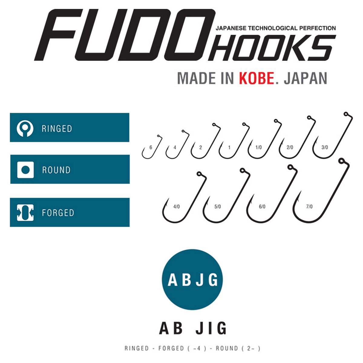 Куки за Jig FUDO AB Jig 2101