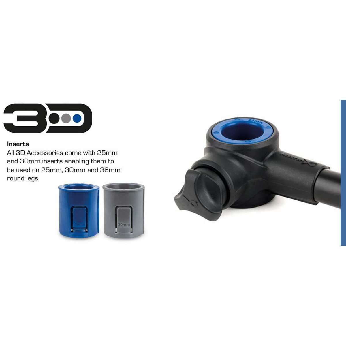 Прикачна за платформа Matrix 3D Keepnet Arm Short - държач за живарник