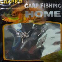 CraPro Bait Spike with Silicone Ring - жило за стръв със силиконов ринг