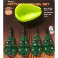 Комплект Method Feeder Set Eastshark 4+1