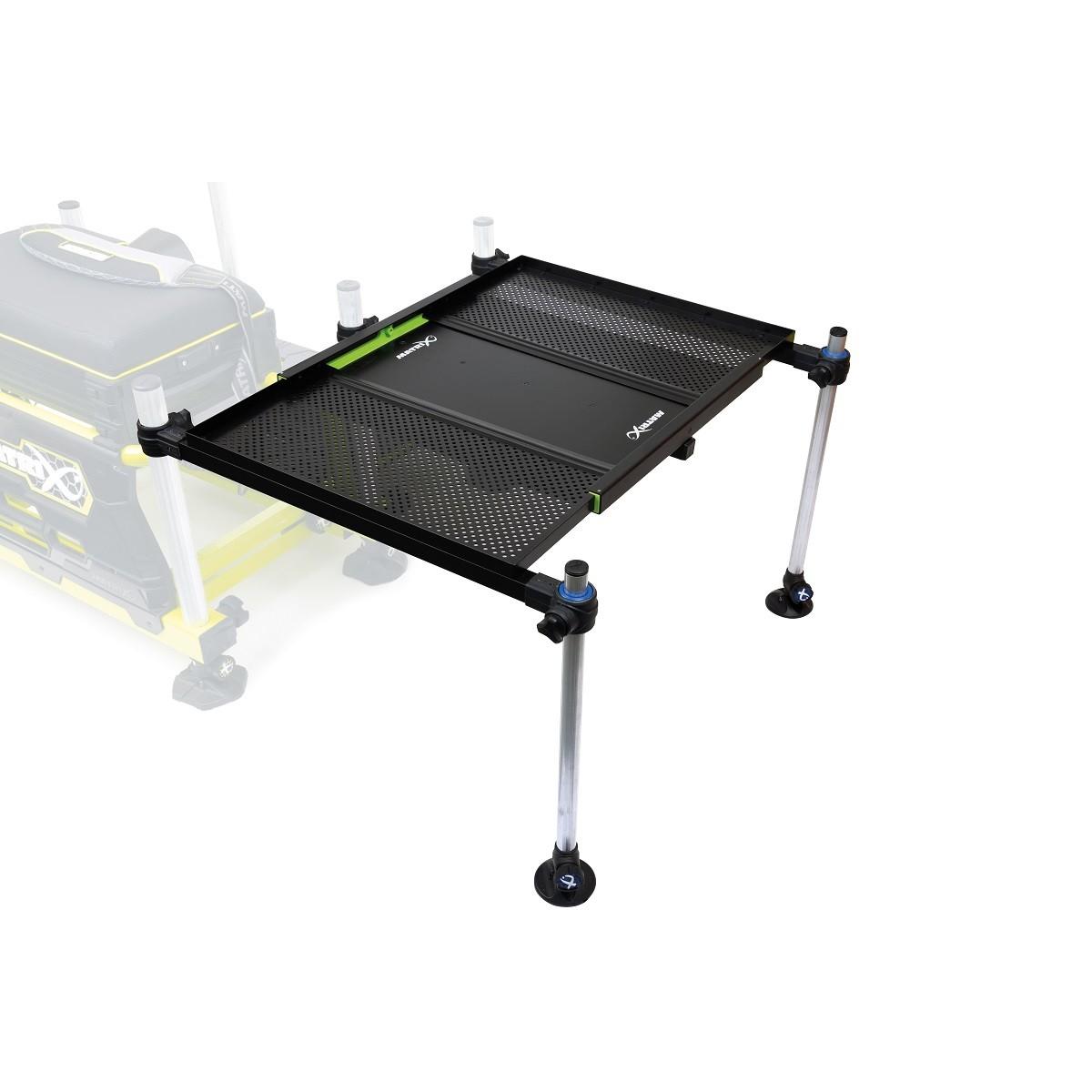 Прикачна за платформа Matrix 3D XL Extending Side Tray inc Inserts - странична разтегателна скара