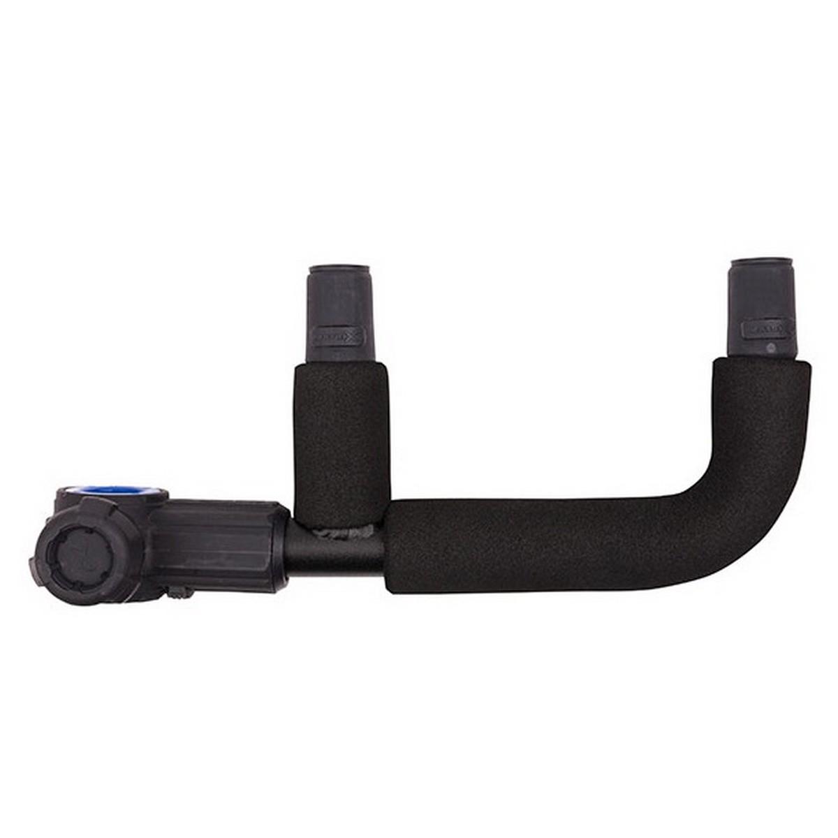 Прикачна за платформа Matrix 3D-R Double Protector Bar Short - универсално двойно късо рамо