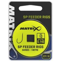 Вързани куки Matrix SP Feeder Rigs