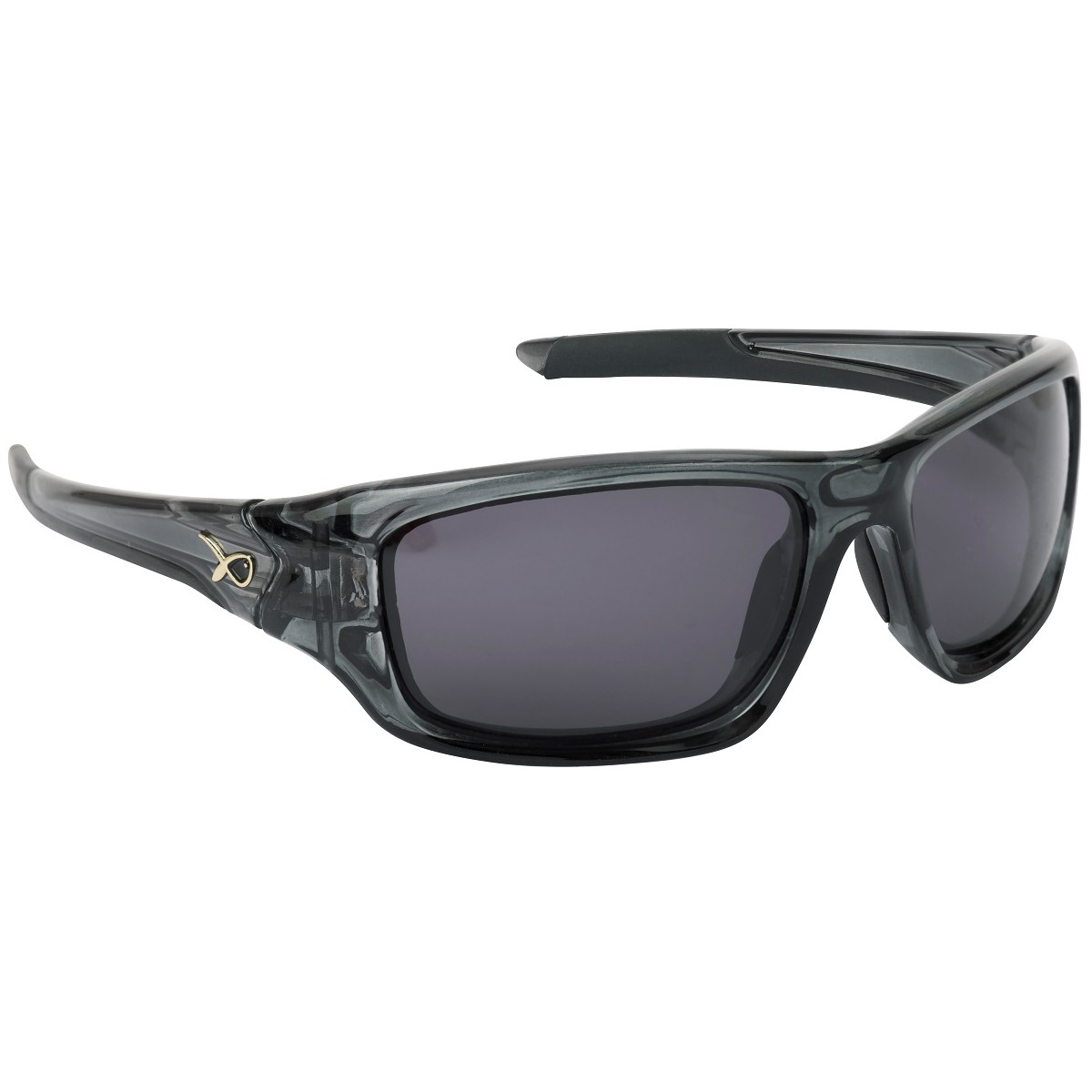 Очила Matrix Eyewear Trans Black Wraps/Grey Lense