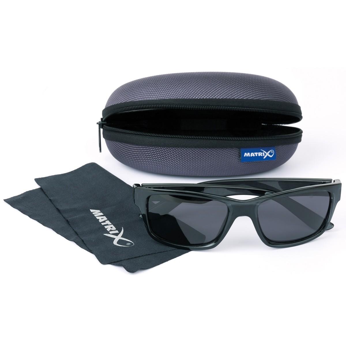 Очила Matrix Eyewear Trans Black Casual/Grey Lense