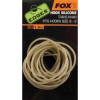 Силиконов шлаух за монтаж FOX EDGES Hook Silicone Hook Size 6 - 2