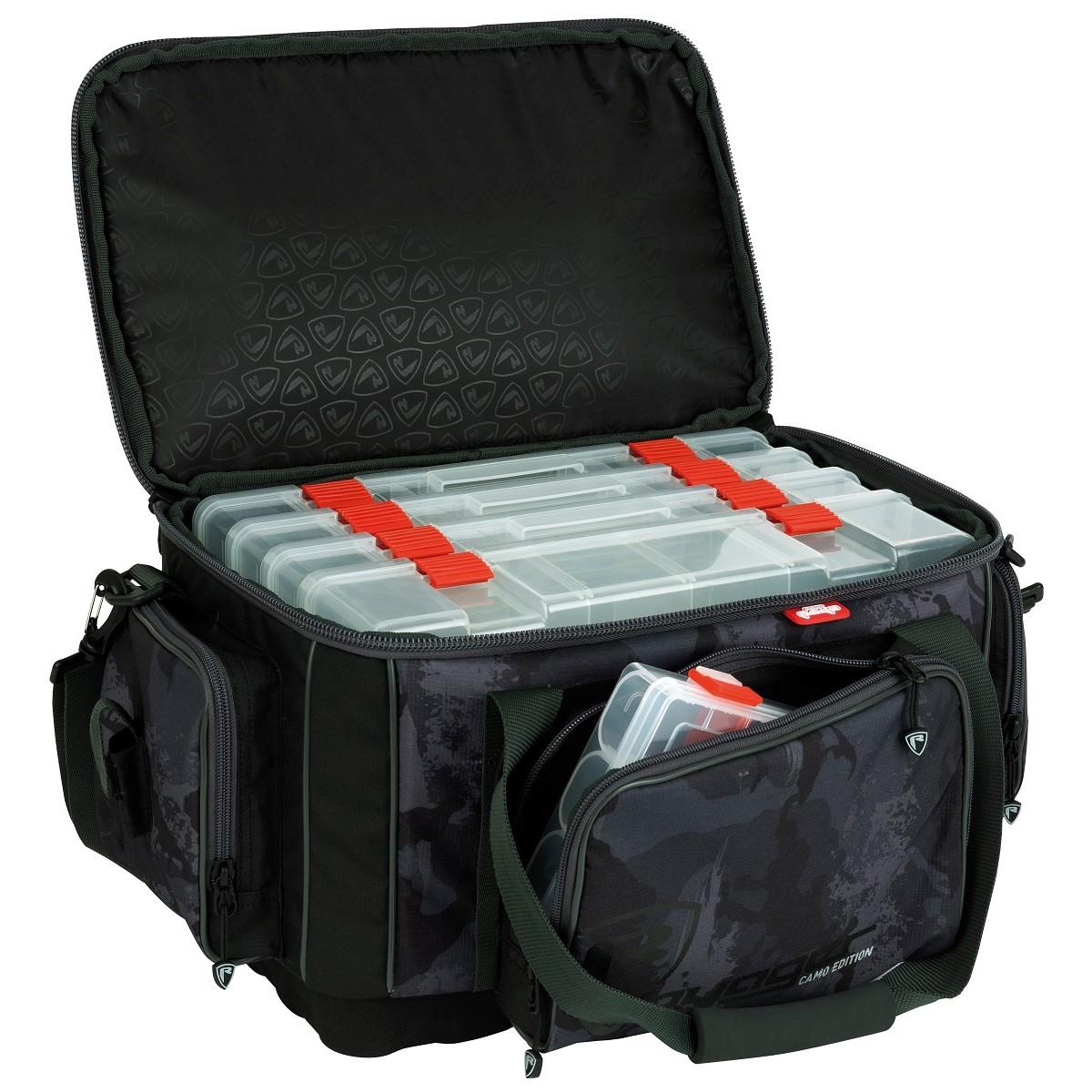 Чанта FOX Rage Voyager Camo Carryall Large