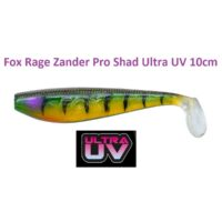 Силиконова примамка Fox Rage Zander Pro Shad Ultra UV 10cm