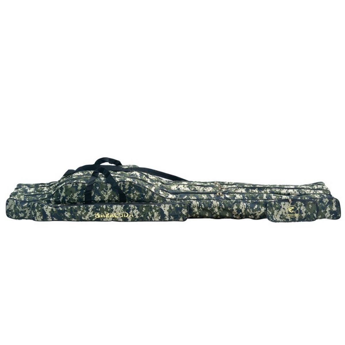 Калъф за шарански въдици Baracuda B38 195см троен