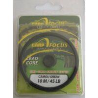 Carp Focus Lead Core Camou Green