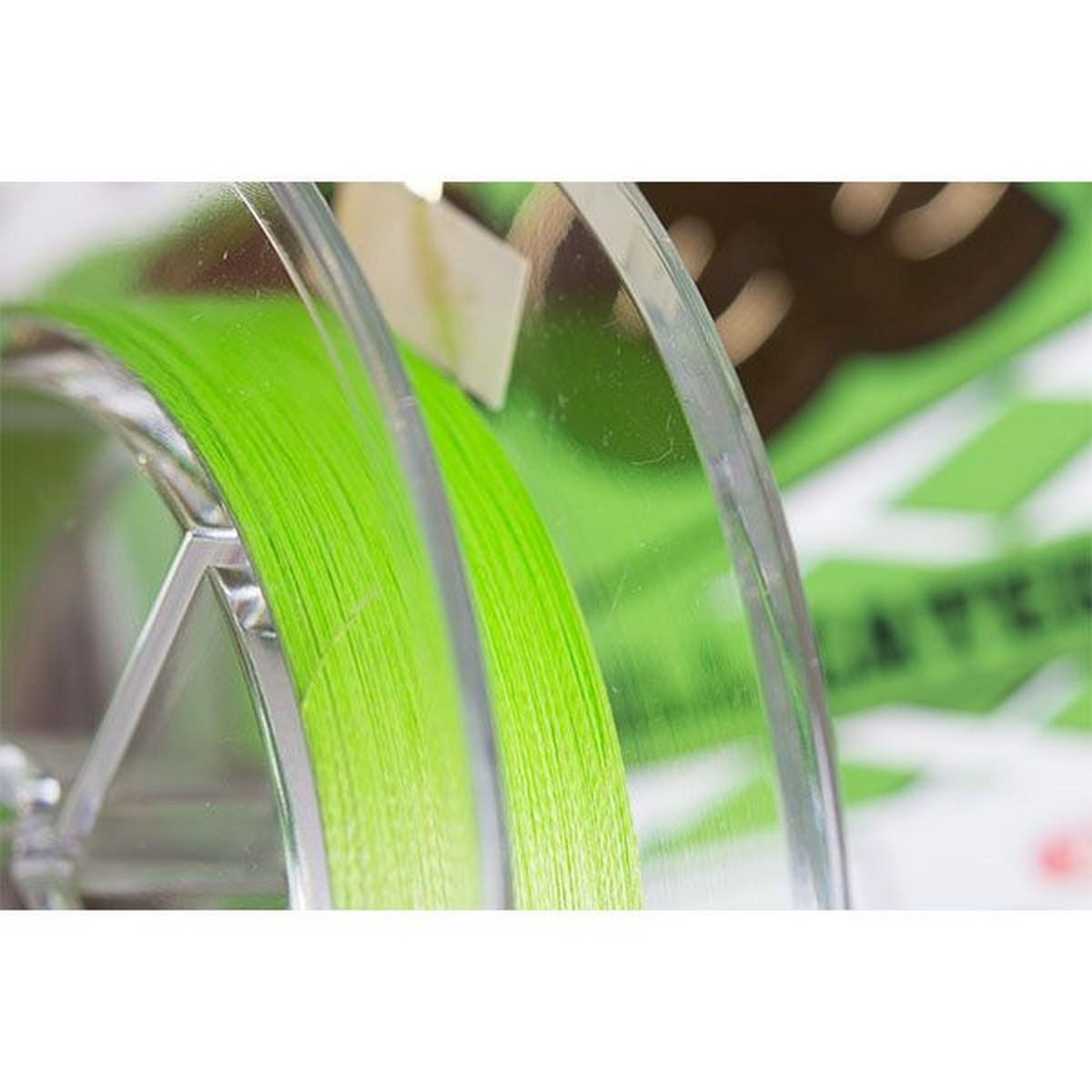 Плетено влакно Tailwalk Power Eye Pee Wee WX4 Lime Green 150m