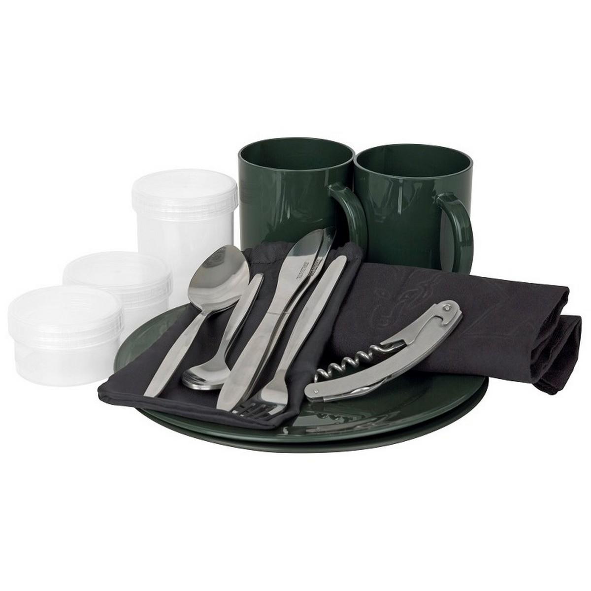 fox r series 2 man dinner set комплект за пикник