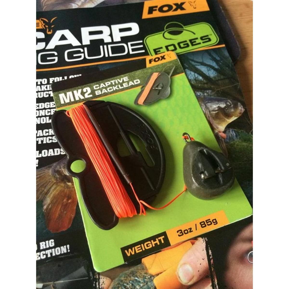 Комплект Fox Captive Back Lead MK2 - задна тежест