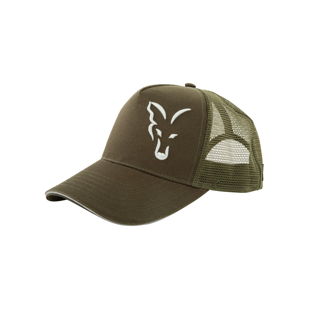 Шапка с козирка Fox Green & Silver Trucker Cap
