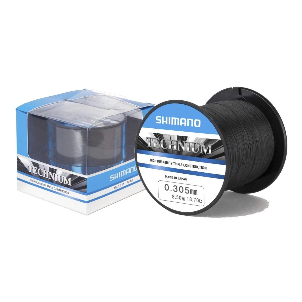 Шаранско влакно Shimano Technium Black