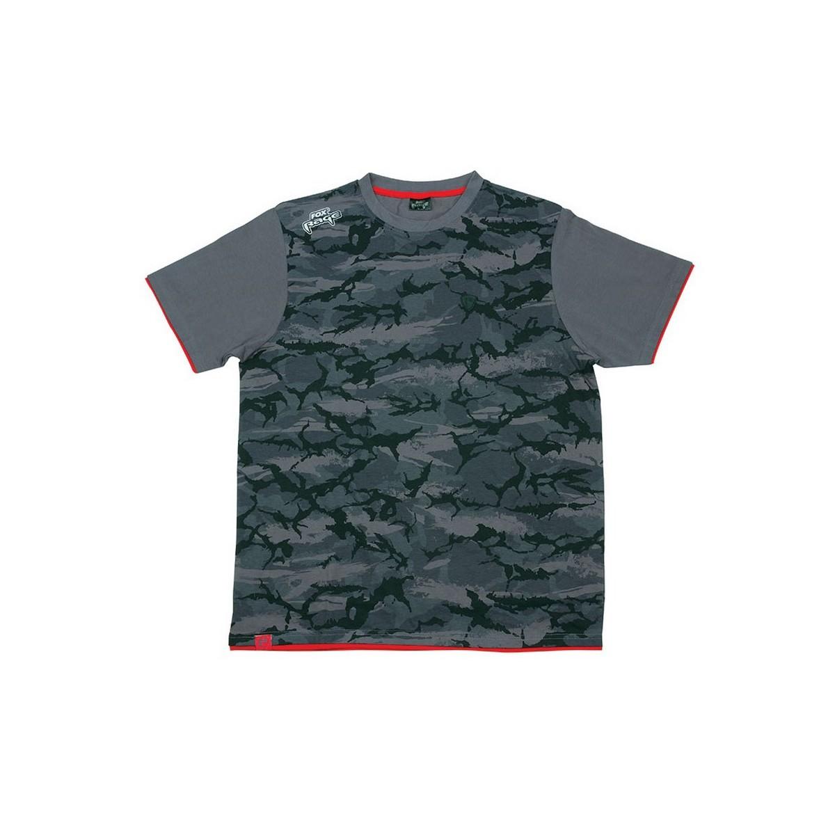 Тениска Fox Rage Camo T-Shirt