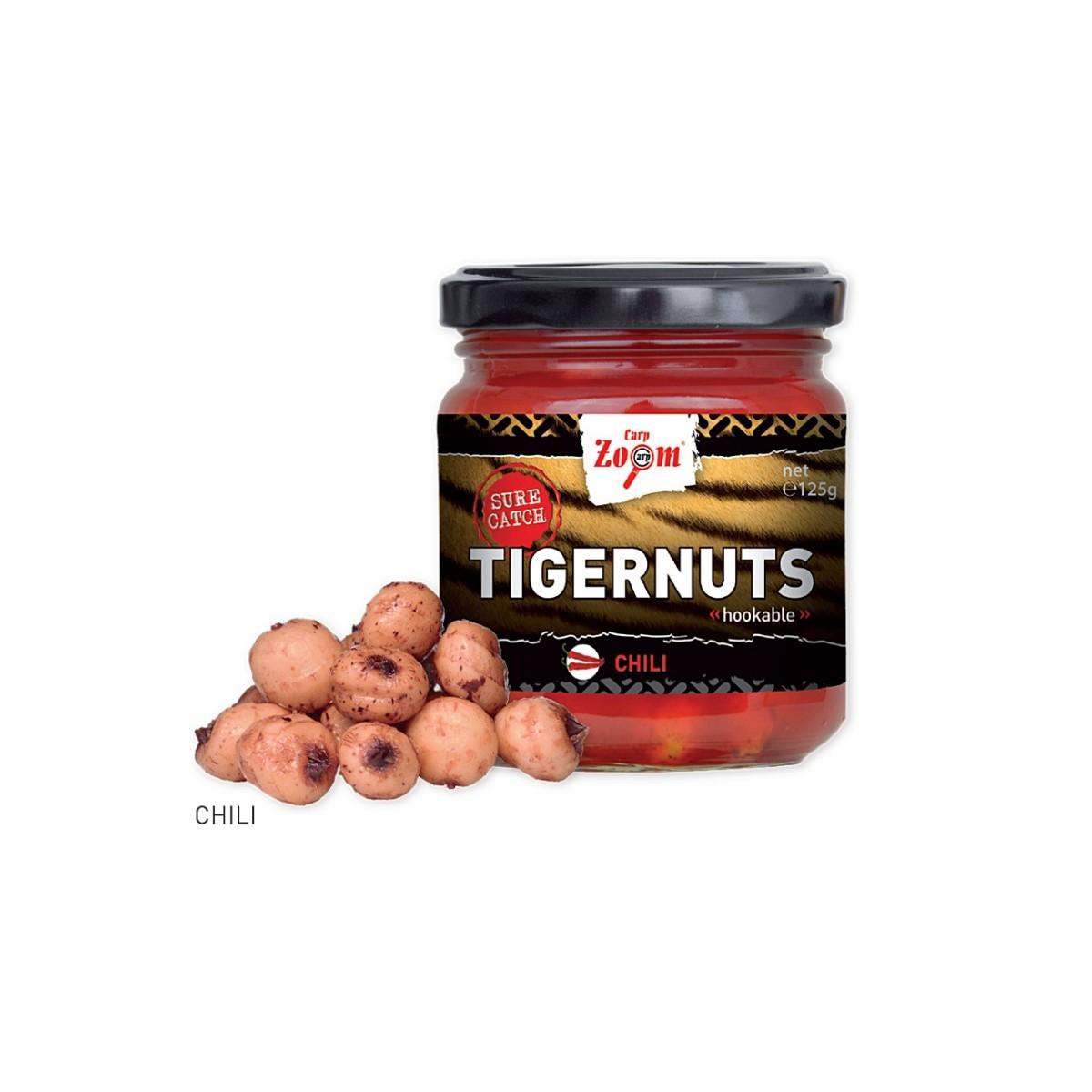 Тигров фъстък CZ Tigernuts Chili(Чили)