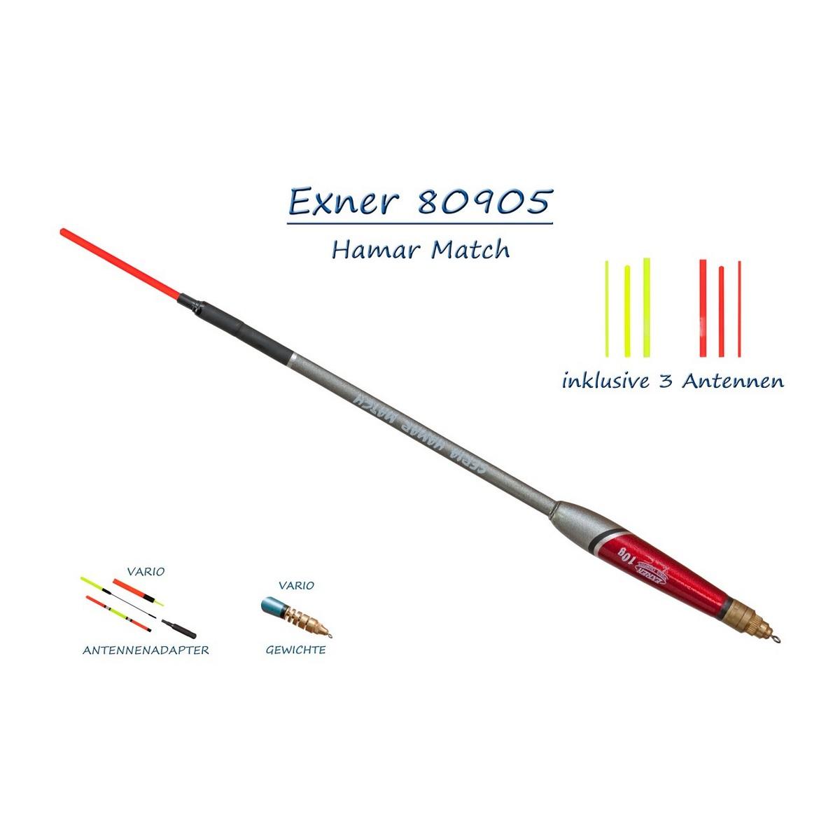 Ваглер Exner Hamar Match 80905