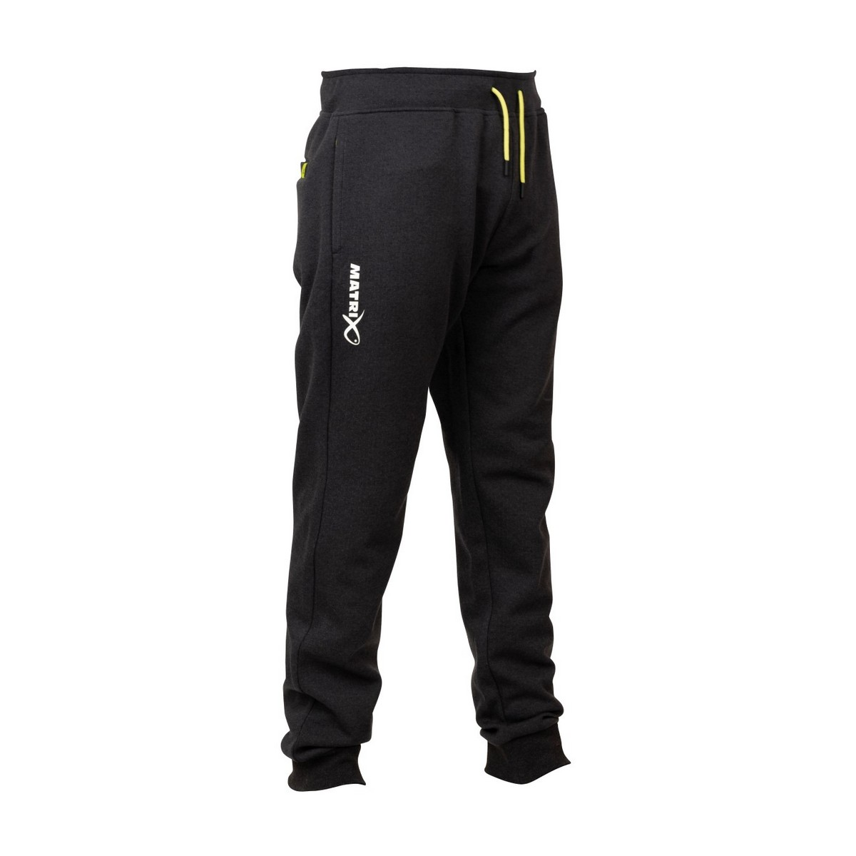 Панталони Matrix Minimal Black Marl Joggers
