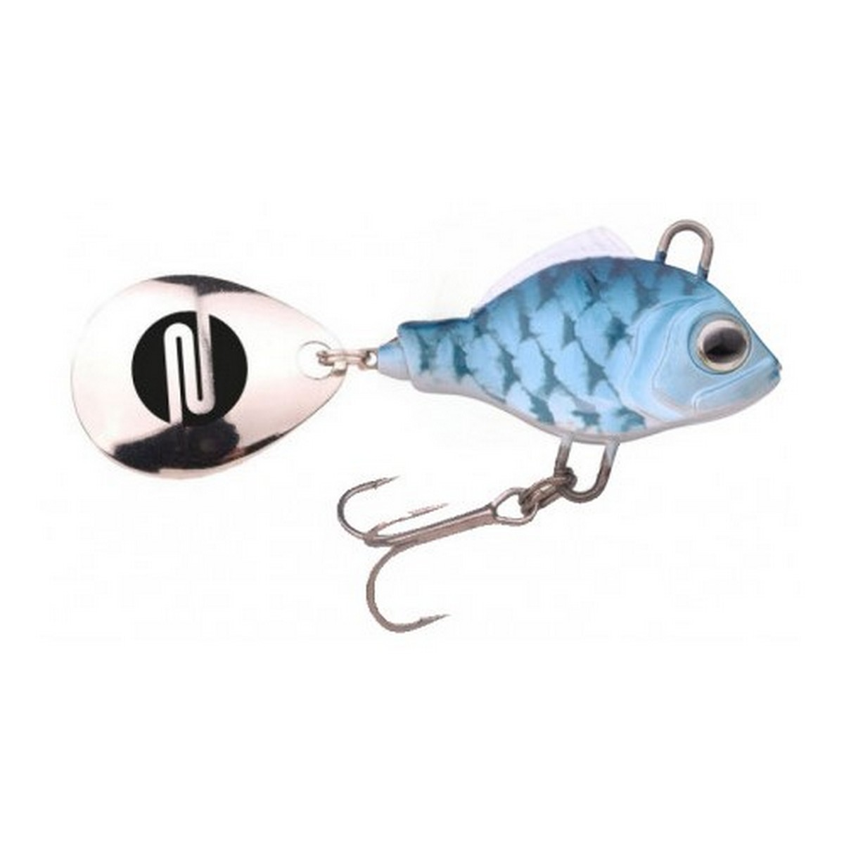 Спинер SPRO ASP Spinner UV Herring
