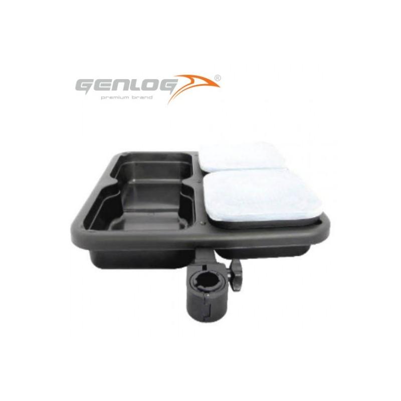 Табла с кутии Genlog - прикачно за аксесоари и стръв