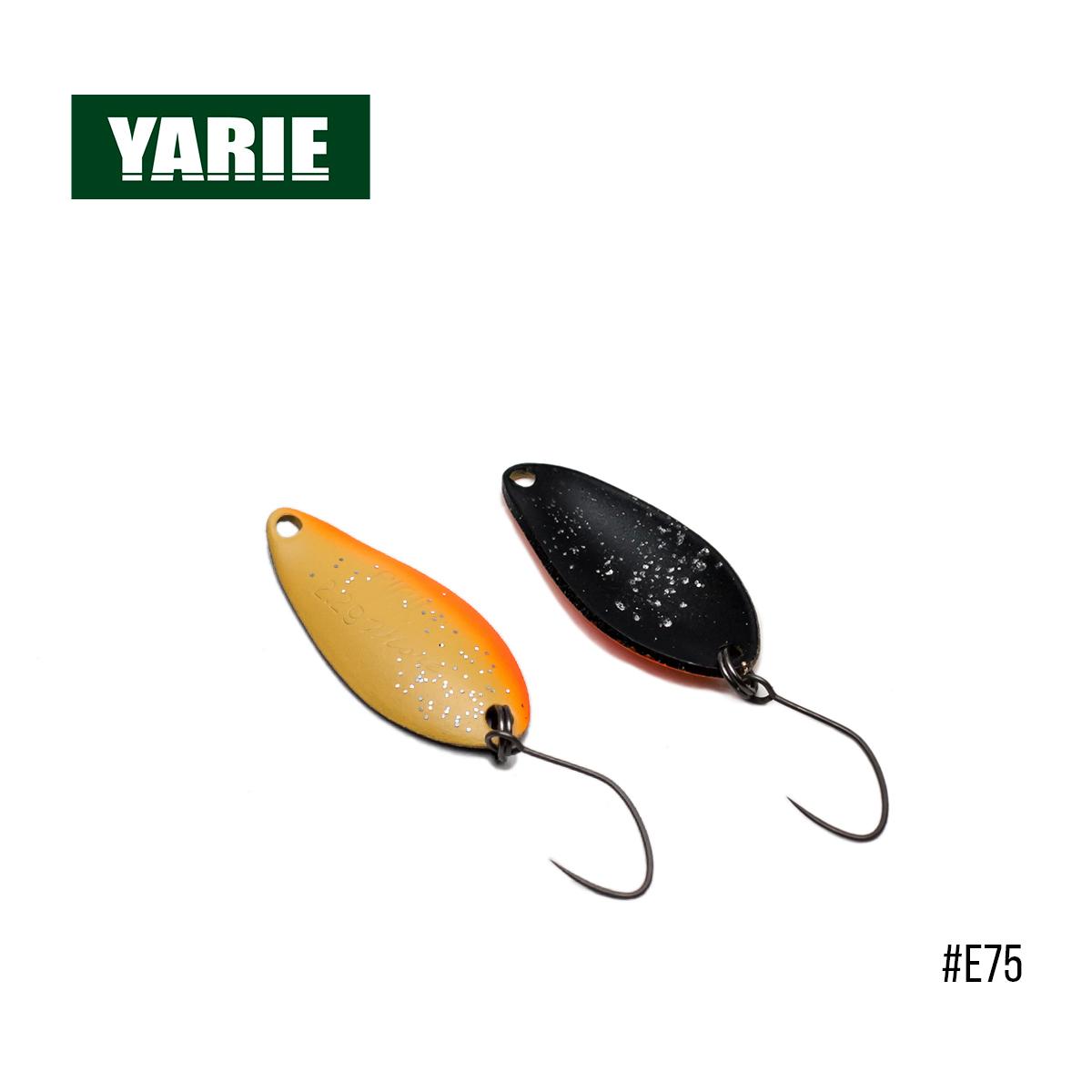Блесна клатушка Yarie Pirica More 2.2gr E