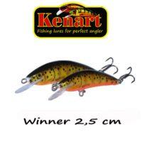 Воблер Kenart Winner Floating 2.5см