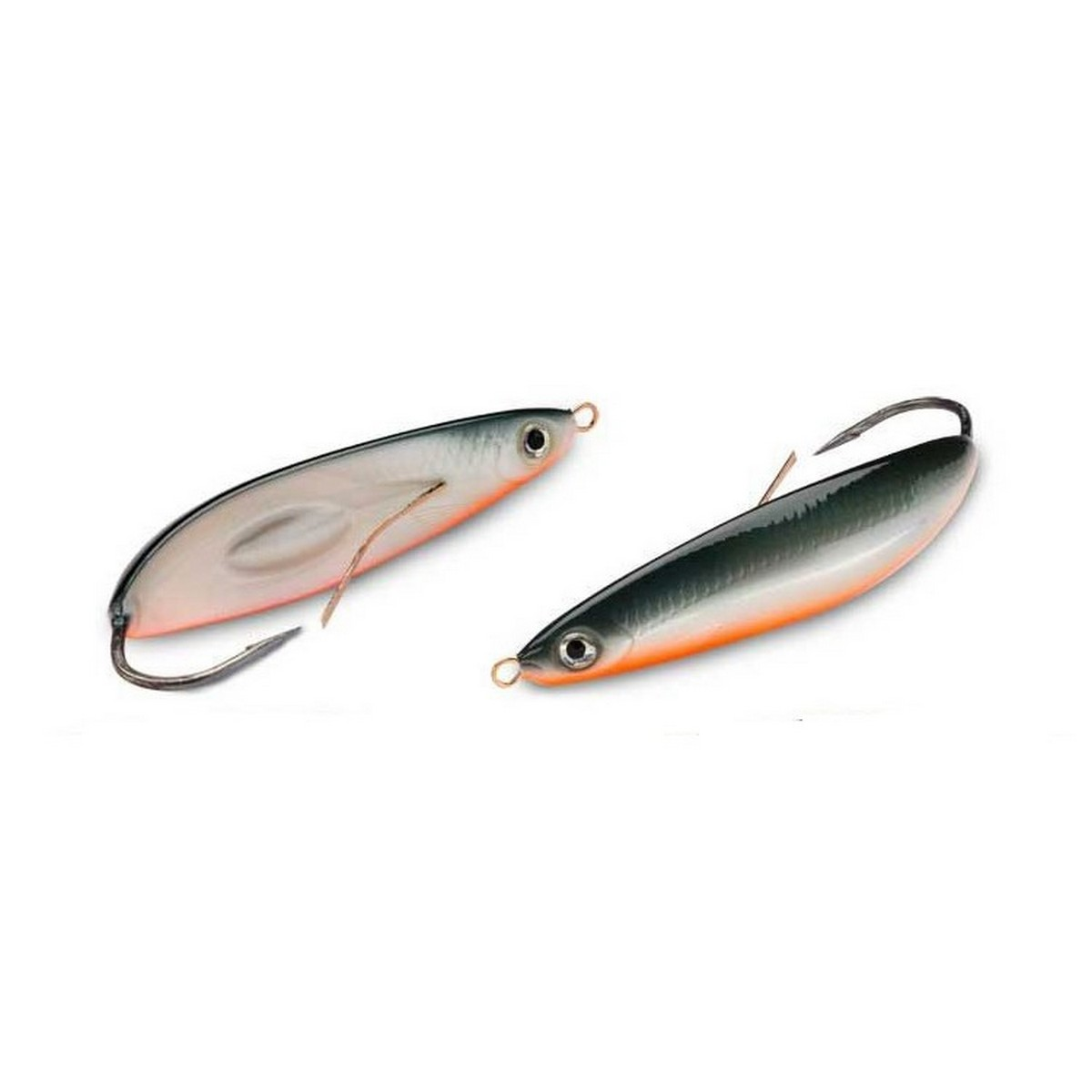 Воблер Rapala Rattlin Minnow Spoon