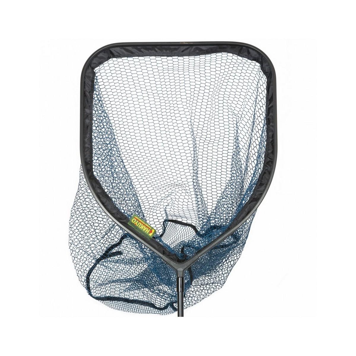 Глава за кеп Hakuyo с гумирана мрежа