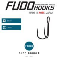 Куки двойка Fudo Double FDDB-BN - 2301