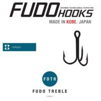 Куки тройки Fudo Treble FDTR-BN - 2201