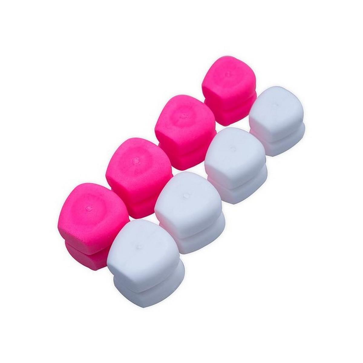 Плуваща изкуствена двойна царевица ESP Double Corn - Pink & White