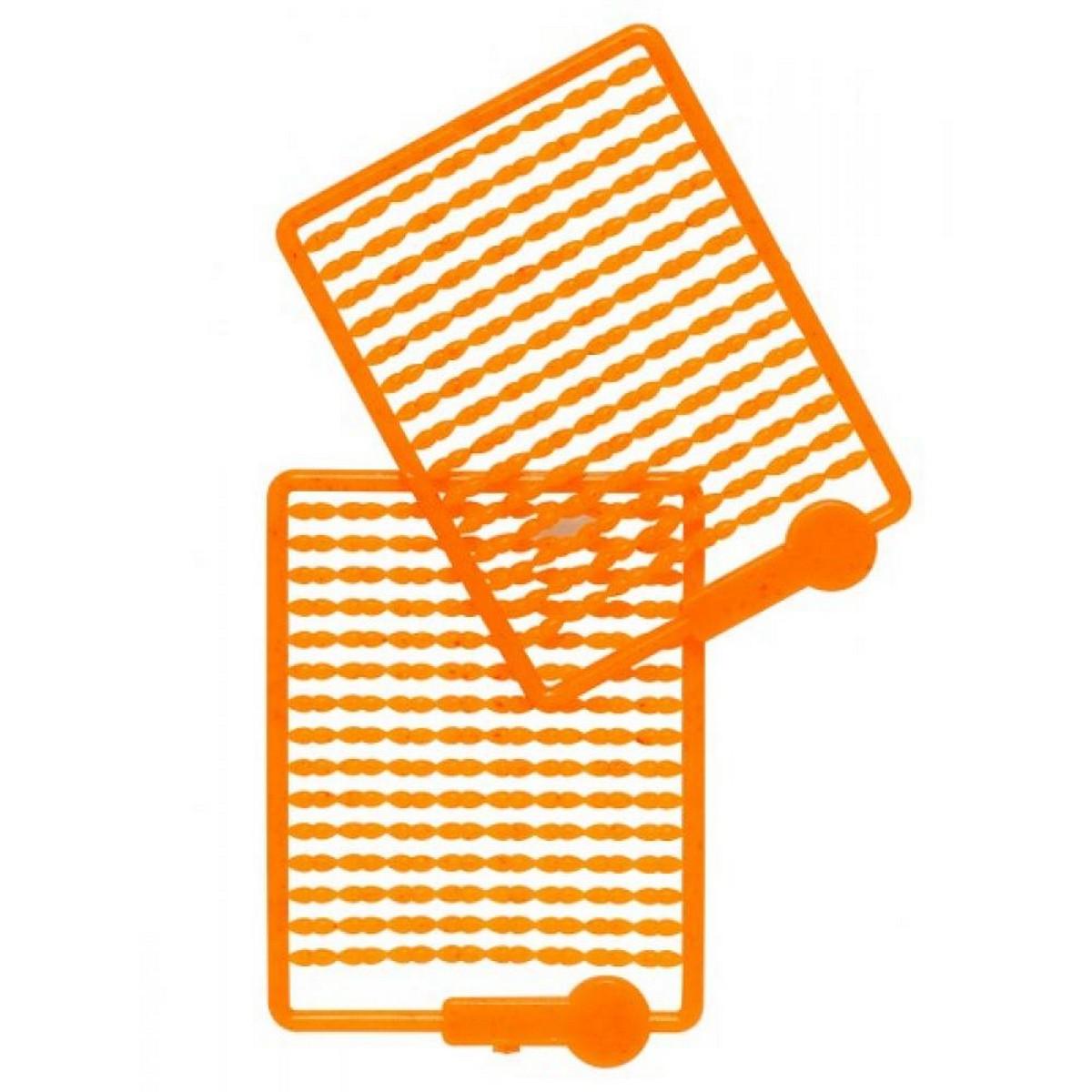 Стопери за косъм Starbaits Pop-up Boilie Stops Fluoro Orange