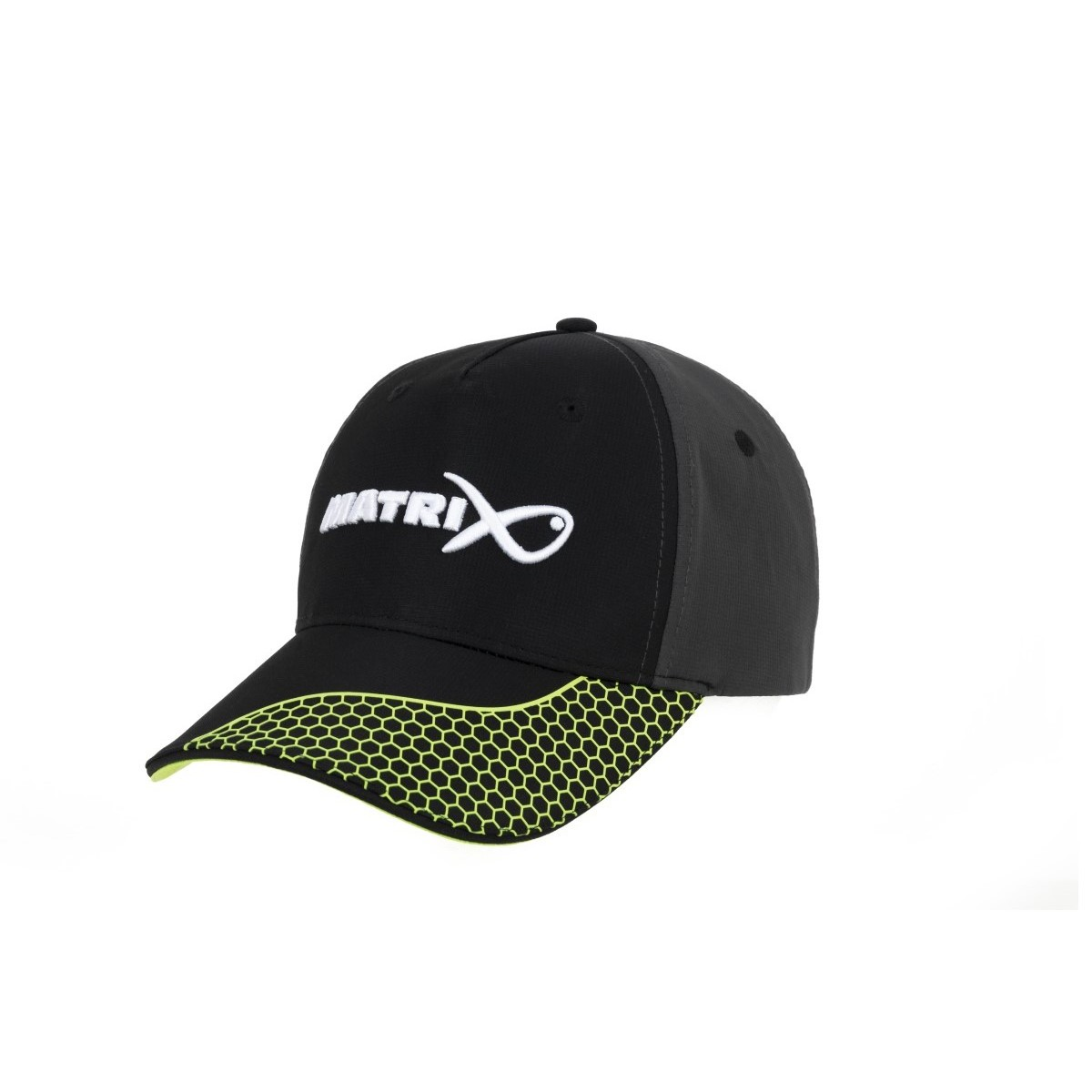 Шапка с козирка Matrix Grey Lime Baseball Cap