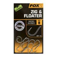 Шарански куки Fox Edges Armapoint Zig & Floater