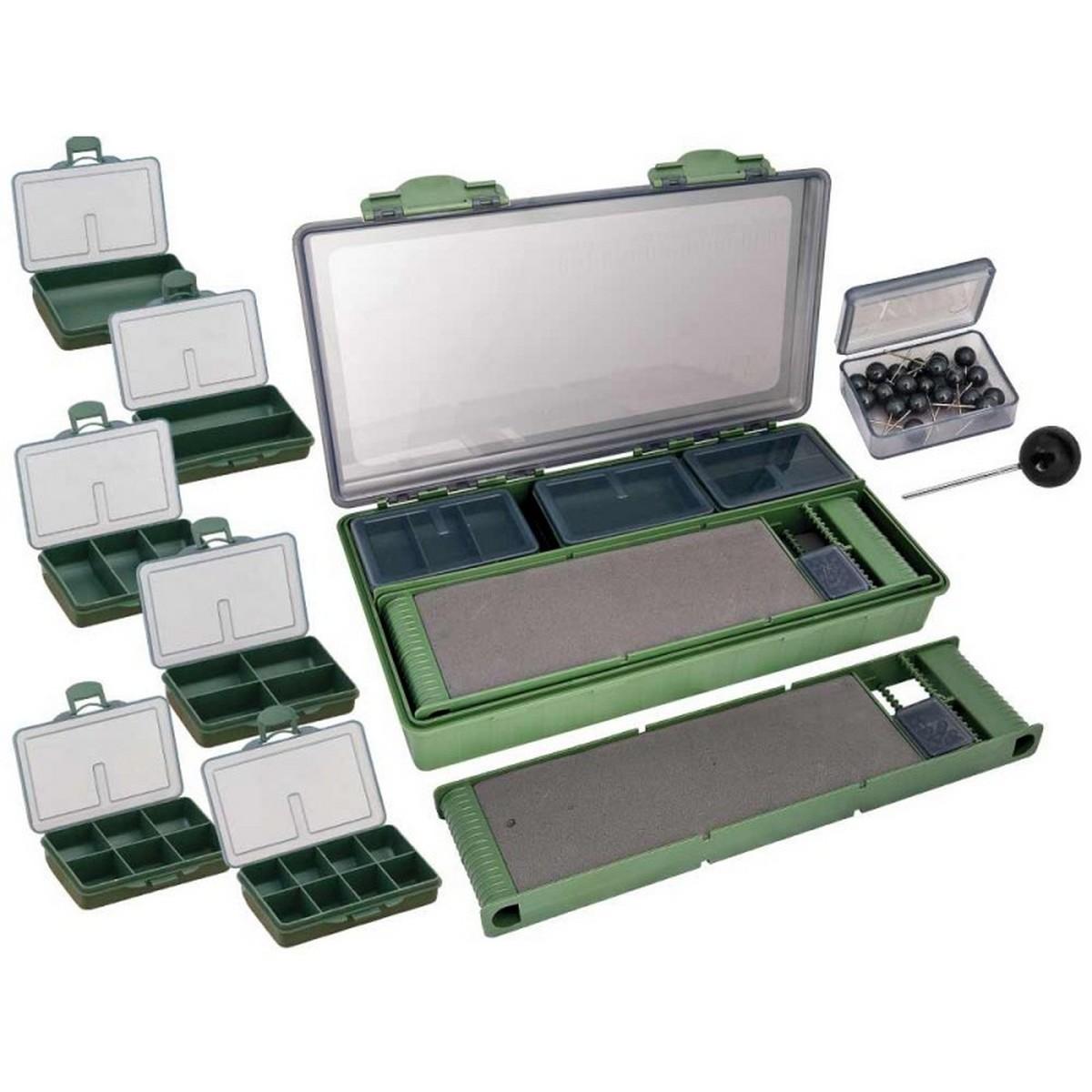 Комплект кутии органайзер за поводи и принадлежности Baracuda