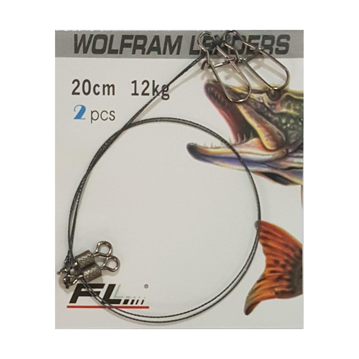 Повод волфрамов FL Wolfram Leaders 20cm